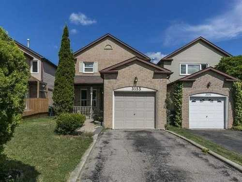 3153 Cambourne  Cres ,  W4196286, Mississauga,  for sale, , Krish Kissoon, RE/MAX Realty Specialists Inc., Brokerage *
